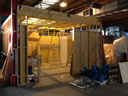Joists-in-place