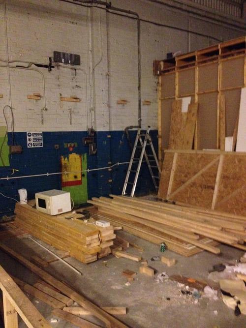 Portobello-studio-demolished